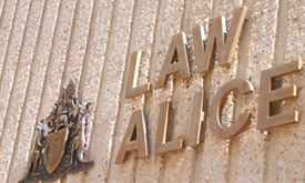 Alice Springs Law Court